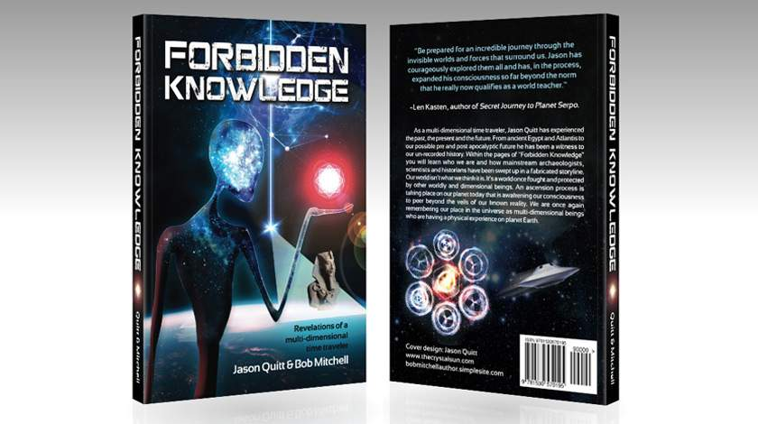 Forbidden Knowledge – Available Now ! | The Crystal Sun